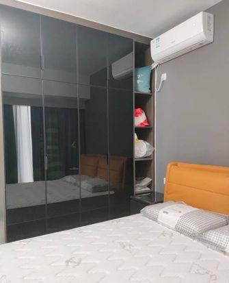 10-15万90平米三室一厅北欧风格卧室装修效果图