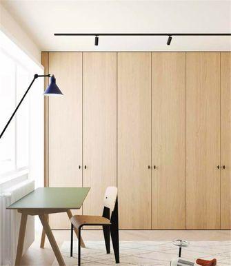 富裕型60平米一室两厅现代简约风格餐厅效果图