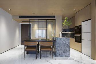 20万以上120平米一室两厅地中海风格客厅装修案例