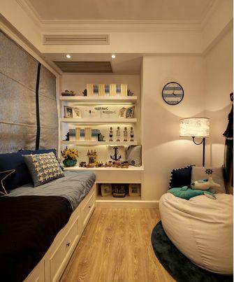 20万以上130平米三室两厅地中海风格青少年房装修案例