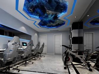 140平米别墅欧式风格健身房图片大全