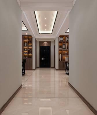 140平米中式风格走廊图