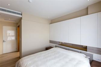 富裕型90平米三室三厅北欧风格卧室效果图