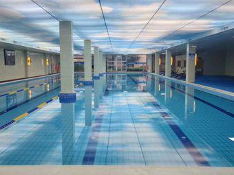 水立方恒温游泳馆