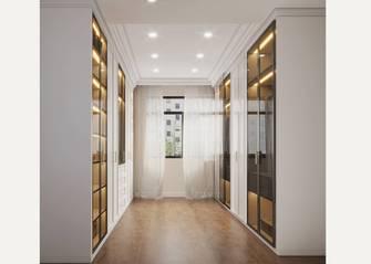 豪华型140平米四室一厅法式风格衣帽间图片大全