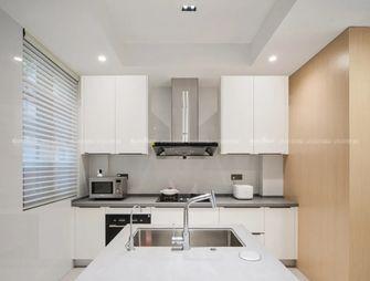 140平米别墅日式风格厨房图
