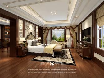 20万以上140平米别墅欧式风格卧室图片大全