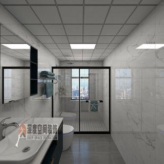 5-10万120平米四室两厅现代简约风格卫生间装修效果图