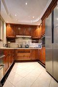 140平米四室三厅欧式风格厨房设计图