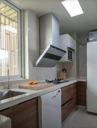 经济型90平米三室两厅北欧风格厨房装修案例