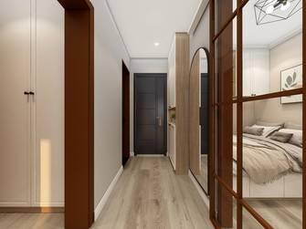 经济型70平米一居室现代简约风格玄关图片大全