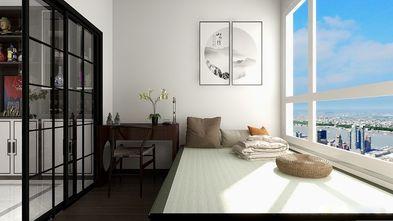 90平米三中式风格卧室图片