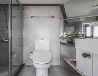 经济型50平米公寓混搭风格卫生间效果图