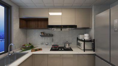 富裕型120平米三室两厅中式风格厨房图片大全