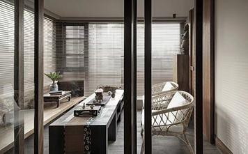 20万以上140平米四室一厅日式风格其他区域设计图