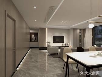 10-15万140平米三现代简约风格餐厅设计图