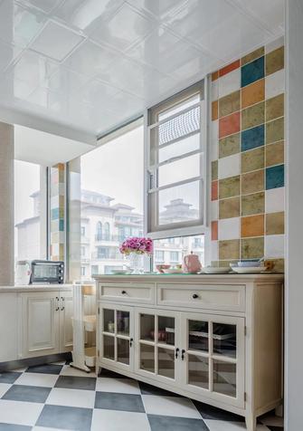 10-15万140平米四室两厅美式风格厨房图