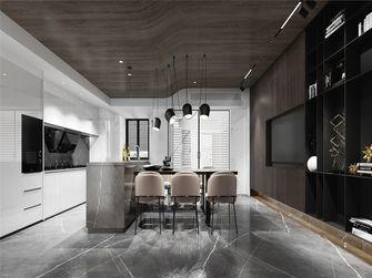 豪华型140平米四室两厅轻奢风格餐厅欣赏图