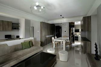 20万以上120平米三室一厅北欧风格餐厅图片