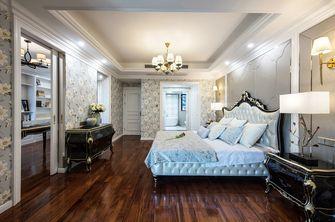 富裕型140平米四新古典风格卧室装修案例
