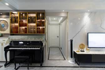 10-15万一室一厅轻奢风格客厅装修效果图