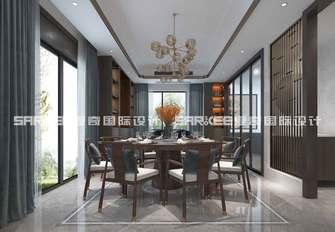20万以上140平米三中式风格餐厅图