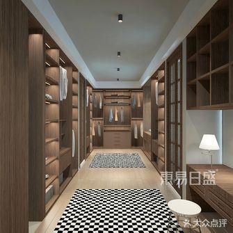 140平米别墅美式风格衣帽间装修效果图