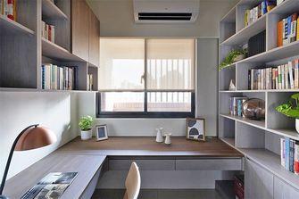 富裕型70平米日式风格书房图
