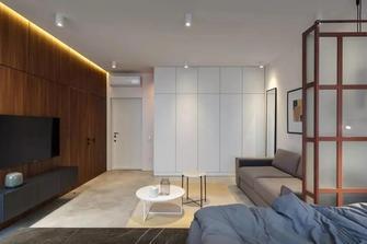 经济型30平米超小户型现代简约风格客厅设计图