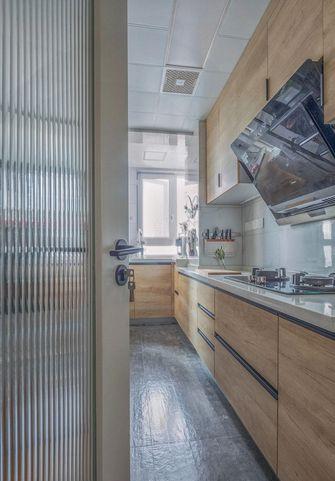 经济型100平米北欧风格厨房装修效果图