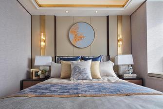 15-20万140平米四室三厅轻奢风格卧室设计图