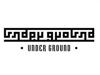 Under Ground真人沉浸式密室