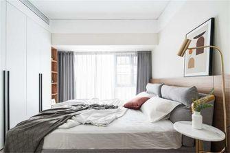 富裕型90平米三室两厅欧式风格卧室效果图