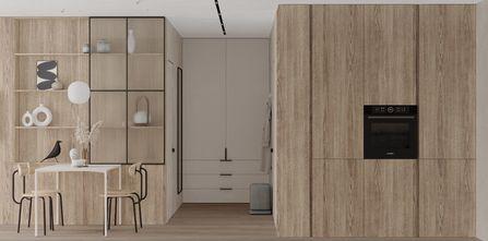 30平米小户型日式风格客厅欣赏图