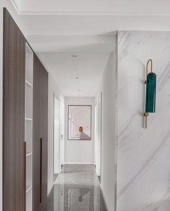 10-15万90平米三室两厅北欧风格走廊装修图片大全