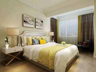 5-10万80平米北欧风格卧室装修图片大全