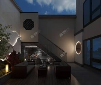 120平米别墅中式风格其他区域装修效果图