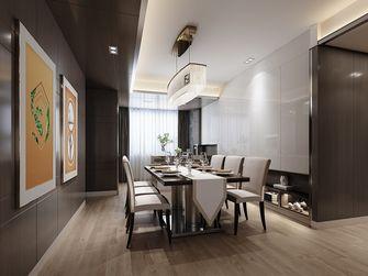 15-20万140平米别墅轻奢风格餐厅装修案例
