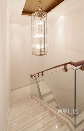 140平米别墅欧式风格楼梯间欣赏图