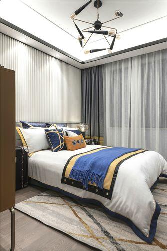 110平米四室一厅港式风格青少年房欣赏图