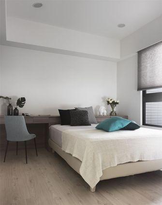豪华型140平米四室两厅北欧风格卧室装修效果图