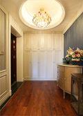 豪华型140平米四室两厅新古典风格玄关装修案例
