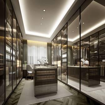 10-15万130平米复式轻奢风格衣帽间装修案例