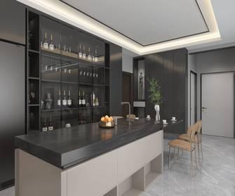 15-20万120平米三室两厅现代简约风格餐厅效果图