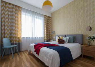 20万以上130平米四室两厅北欧风格卧室装修案例