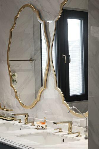 140平米别墅美式风格梳妆台装修图片大全