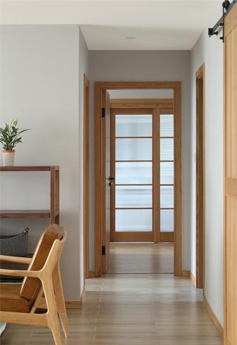 三室两厅北欧风格走廊装修效果图