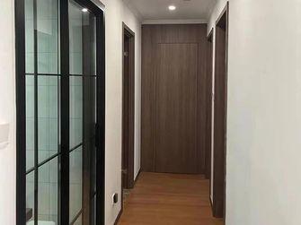 5-10万80平米三室三厅美式风格走廊装修案例