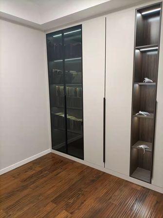 经济型110平米三室三厅轻奢风格卧室图片大全