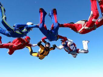 跳伞Skydive三亚海上跳伞基地中心